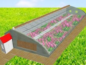蔬菜温室大棚的造价是多少?智能温室大棚工程价格?