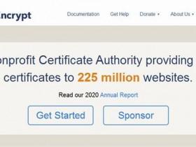 宝塔SSL免费证书申请失败,建议用Let's Encrypt免费证书