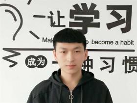 互联网营销培训面授班学员桑永康简介