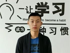 网络营销培训面授班学员李伟豪简介