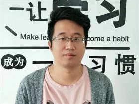 互联网营销面授班学员吕伟光简介