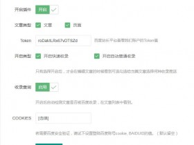 wordpress百度普通收录API,用插件实现的方法